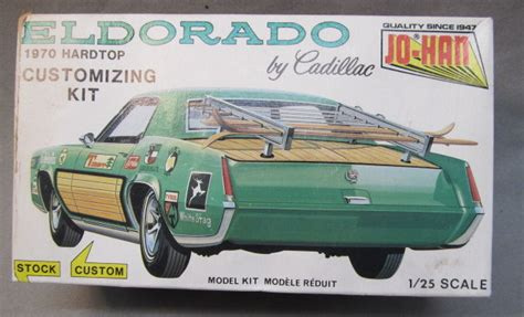 Cadillac Plastic by Cadillac Plastic Model Kits