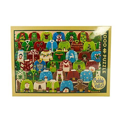 Jigsaw Puzzle Cobble Hill Sugar Skull Cookies 1000 Pieces sugar skull cookies jigsaw puzzle