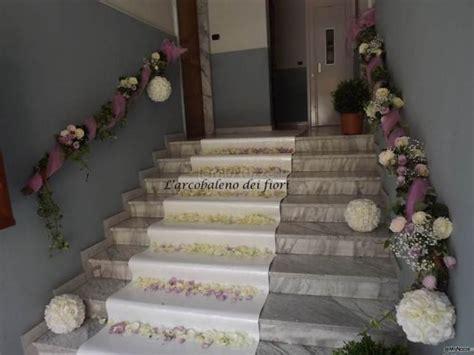 addobbi matrimonio casa della sposa foto 244 matrimonio in bianco addobbi floreali per l