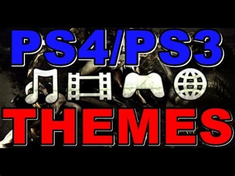 no themes ps4 2 0 ps4 themes firmware 2 0 wish list youtube