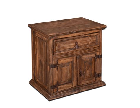 night tables rustic night stand rustic pine night stand rustic night