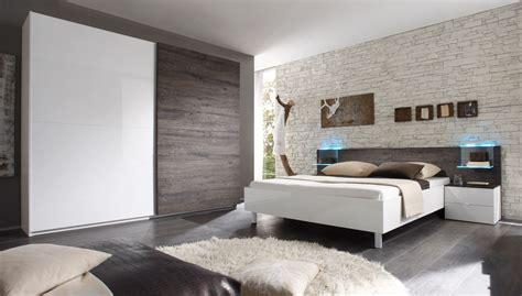 Schlafzimmer Modern by Schlafzimmer Wei 223 Hochglanz Eiche Wenge Tambio3