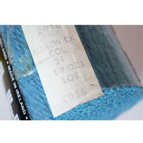 brunswick rug brunswick rug yarn blue precut wool