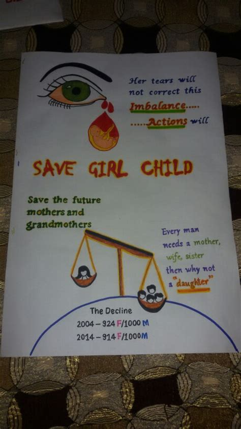 Handmade Poster On Child Labour - save child handmade posters and crafts