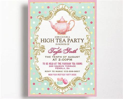kitchen tea invitation ideas 17 best ideas about kitchen tea invitations on