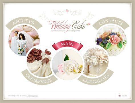 wedding cake templates free wedding cake flash template 25117