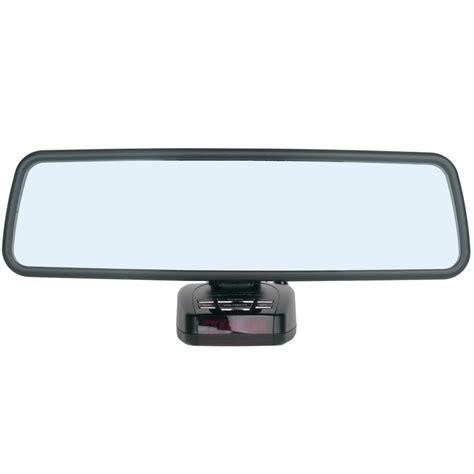 one rear view mirror mount blendmount radar detector rear view mirror mount