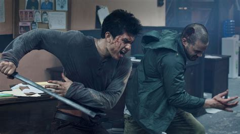 film iko uwais headshot headshot review indonesian action film is a knockout