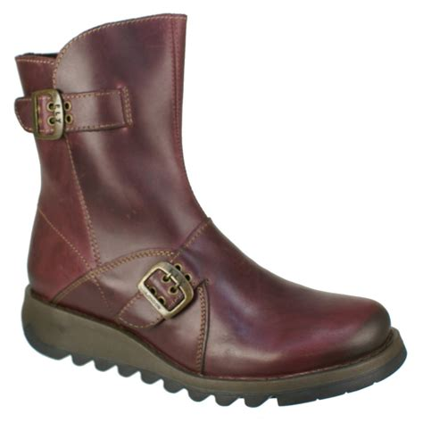 boots co uk fly seti s purple boots free delivery at