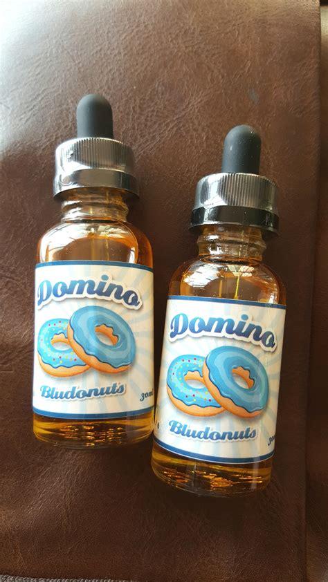 Jual Liquid Sub Ohm Blueberry Doughnut 30ml jual domino blueberry donut liquid vape vaping vapor toni king