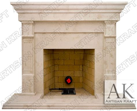 Fireplaces Bradford by Bradford Cast Mantel Fireplace Artisan Kraft