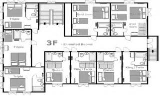 House Designs And Floor Plans Hakuba House Floor Plan 3f Hakuba House