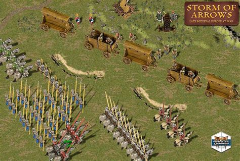 field  glory storm  arrows screenshots  game art gamezone