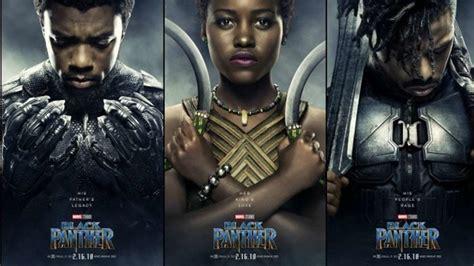 film marvel apa saja dua nilai yang tersembunyi pada film black panther apa