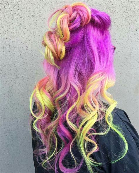 colorful hair dye 1568 best colorful hair images on colourful