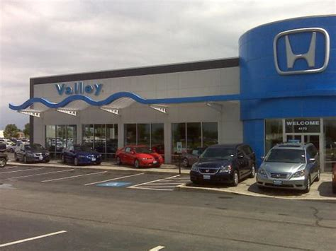 Valley Honda by Valley Honda Il 60504 Car Dealership And Auto