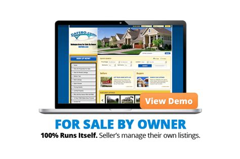 demo our for sale by owner websites fsbo websites for sale