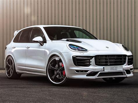 Bilder Porsche Cayenne by Porsche Cayenne Tuning Techart Autozeitung De