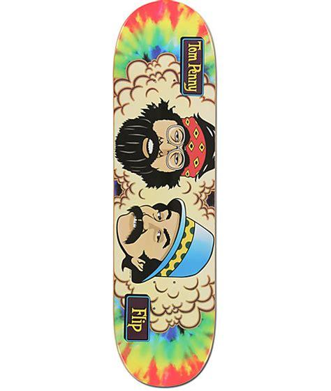 Flip Skateboard Decks by Flip Cheech And Chong 8 125 Quot Skateboard Deck