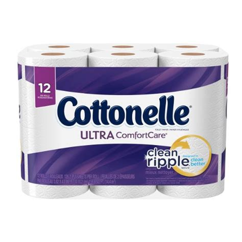 cottonelle ultra comfort care hot cottonelle ultra comfort care 12 pack only 3 99