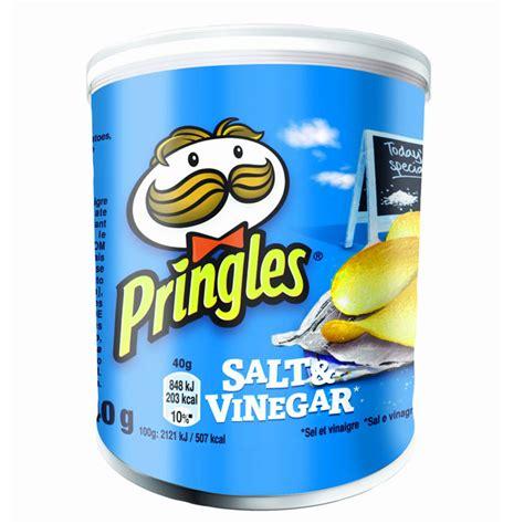 Pringles Salt Vinegar pringles salt vinegar 12 x 40g