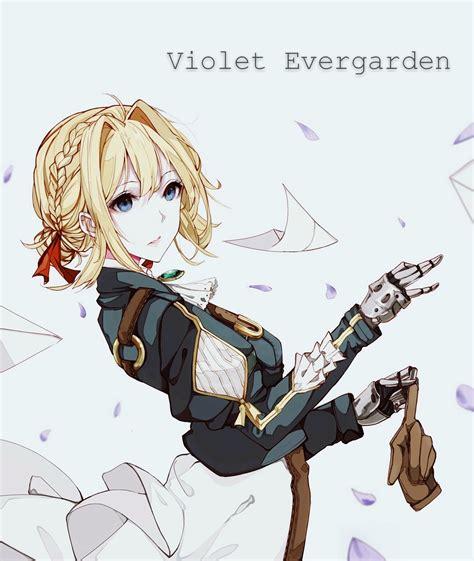 violet evergarden violet evergarden character image 2258878 zerochan