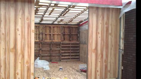 diy building  big storage  shed  cabin