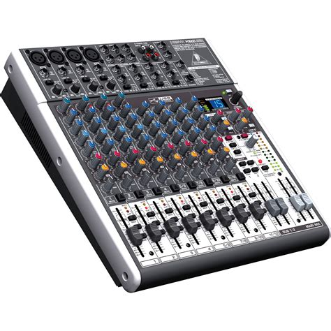 Mixer Audio Behringer 16 Chanel behringer xenyx x1622usb 16 input usb audio mixer