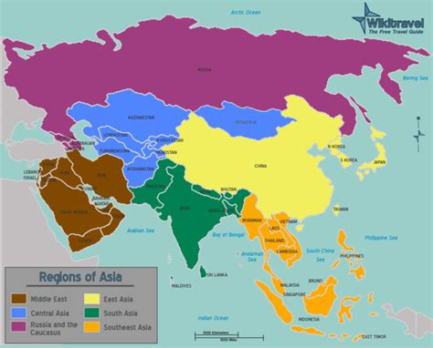 map of asai map of asia asia maps mapsof net