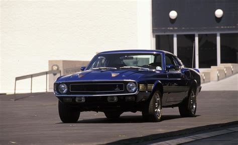 1969 ford mustang shelby gt 350 photo