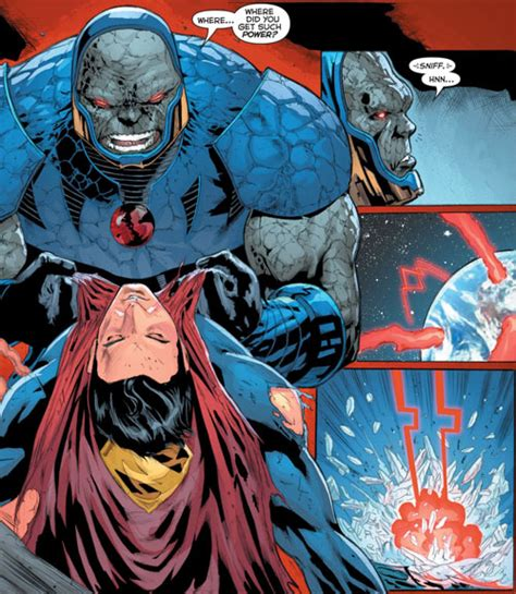 libro justice league the darkseid 80 years of superman top five villains previews world