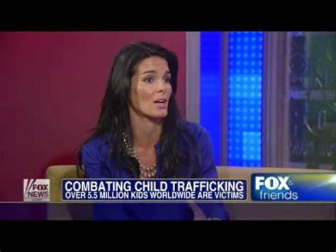 Fox News Wardrobe by Angie Harmon On Fox Friends Talking About Unicef Usa