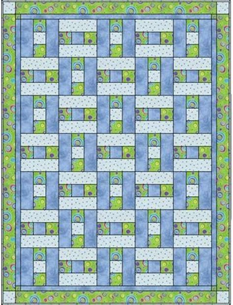 3 Yard Quilt Patterns by 3 Yard Quilt H Blocks Quilting Patchwork