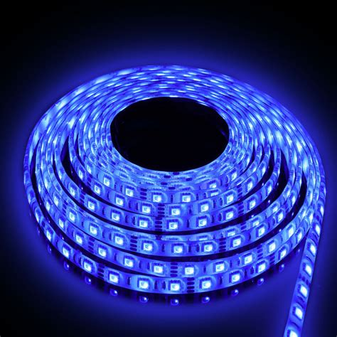 5m 100m 5050 Rgb Led Light Strip Smd Tape Car Outdoor Wall 5m Led Light
