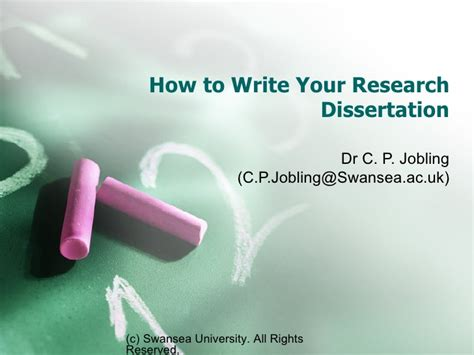 how do you spell dissertation how to write your research dissertation