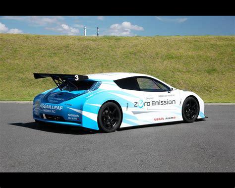 nissan nismo race car nissan leaf nismo rc concept images de voitures