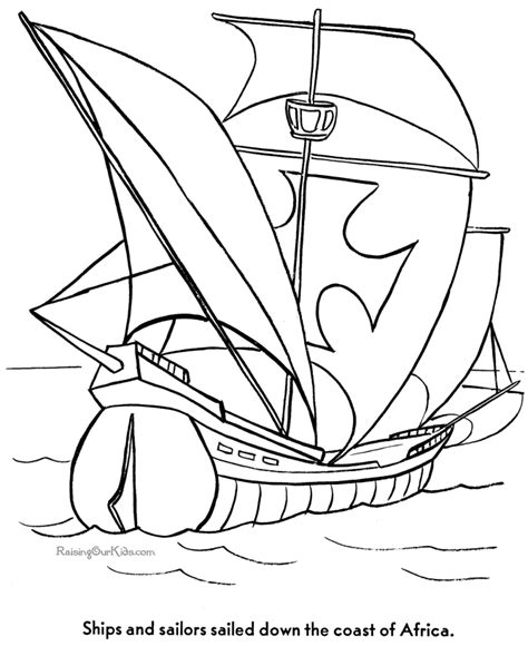 printable coloring pages boats boat coloring pages coloring home