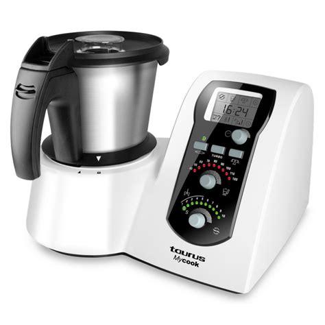 robot de cocina mycook opiniones taurus mycook easy robot de cocina