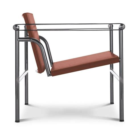 Lc1 Le Corbusier by Le Corbusier Lc1 Small Armchair Cassina Ambientedirect