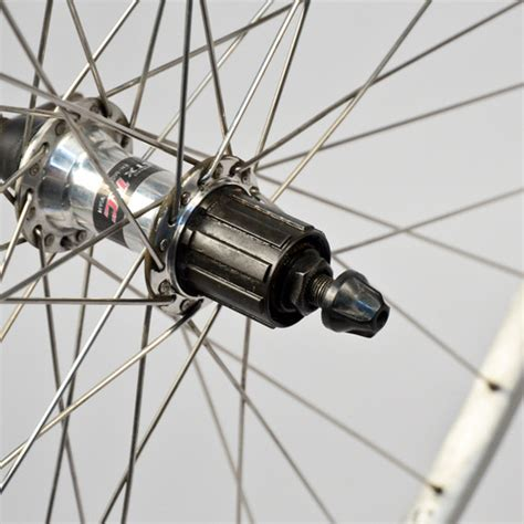 Hub Freehub Parallax 36h shimano stx matrix vapor road bike wheelset 700c 8