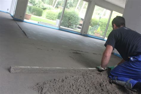 Beton Polieren Regen by Gepolierde Betonvloer Jochems Specialist In Gepolierd Beton
