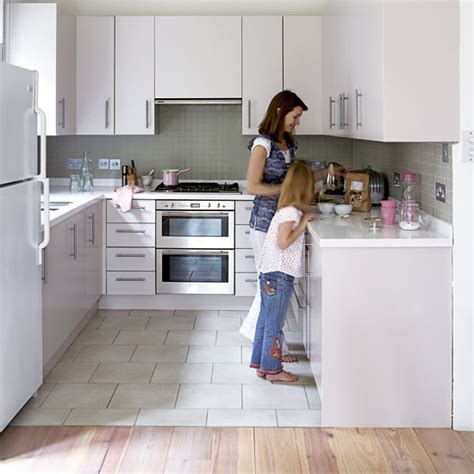 Small Terrace House Kitchen by Terrace House Tour Ideal Home