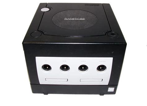 gamecube console nintendo gamecube console jet black