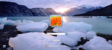 windows 7 lock screen background how to change logon background lock screen in windows 7