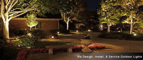 Landscape Lighting Chicago Premier Lighting Inc Chicago Area Landscape Lighting Outdoor Lighting