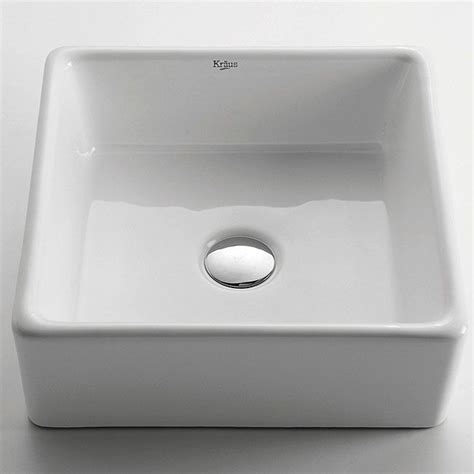 white square vessel sink 1000 ideas about small attic bathroom on