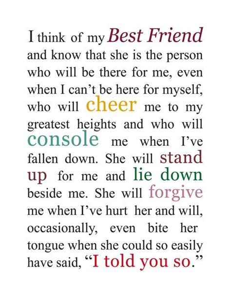 7 Things You Shouldnt Tell Your Bff by Best Friend Paragraphs For Pictures To Pin On