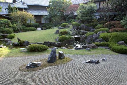 japanese zen rock garden japanse rotstuin aanleggen soorten stenen in zentuinen