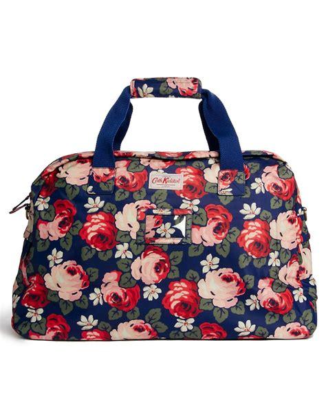 Cath Kidston Travel Bag cath kidston cath kidston travel bag matt coated at asos