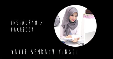 tutorial make up yatie sendayu tinggi yatie sendayu tinggi tutorial style makeup korean utk